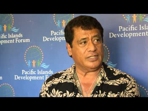 PM Tonga's Visit to PIDF HQ
