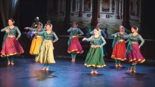 Mere dholna sun by Natarang Dance Group