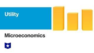 Utility | Microeconomics