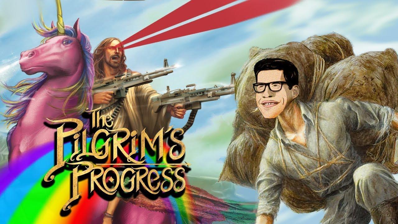 JESUS SLAYS - Pilgrim's Progress Gameplay Part 2