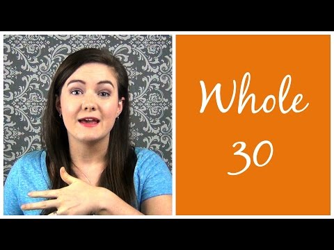Whole 30 Diet – In The Event You Check it out