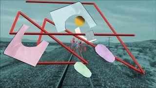 Train Loop -  - Original Video Art by Luke Conroy