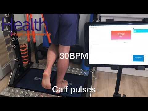 Calf pulses- pump it up!