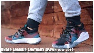 Under Armour Anatomix Spawn Low 2019