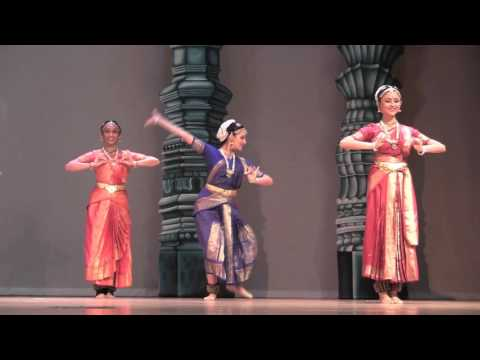 Arathi School of Dance Recital Fall 2015