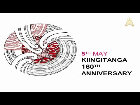 Kiingitanga 160th Anniversary Celebration