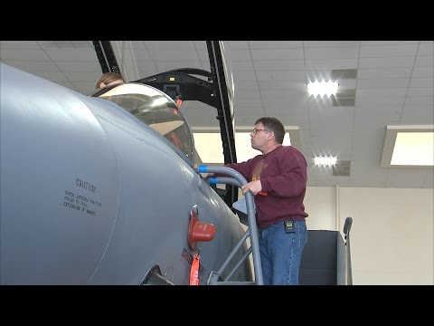 Career Profiles - Aero-Mechanical Design: Operations Engineering Branch