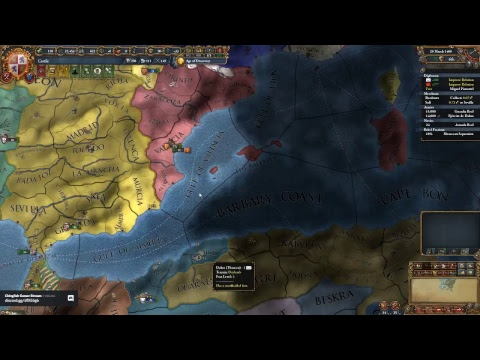 Two Player Eu4 - THE WESTERN COLONIZERS - The French shall surrender once more!