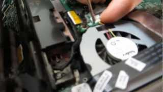 Inspiron N4110 Hard Drive Removal