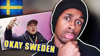 AMERICAN REACTS TO SWEDISH RAP | Dizzy X Einár - Härifrån (Official Music Video)