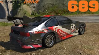 BEAMNG DRIVE 689  Falsches Terrain  Let39;s Play BeamNG Drive mit GCG Alpha HD