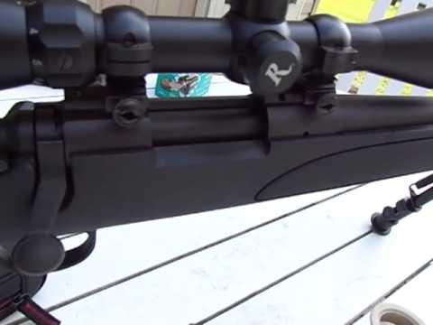 Remington 700 ADL .308 review