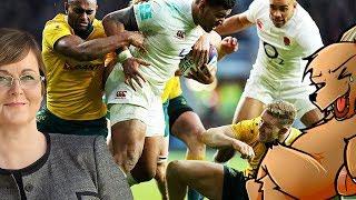 Senator Calls for Mixed-Gender AFL, NRL & Rugby Union (LOL)