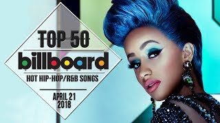 Top 50 • US Hip-Hop/R&B Songs • April 21, 2018 | Billboard-Charts