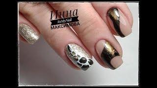 💅 Дизайн ногтей КОШАЧИЙ ГЛАЗ 💅 гель лаки MIIS 💅 покрытие ЛЕВОЙ рукой 💅 Дизайн ногтей гель лаком💅