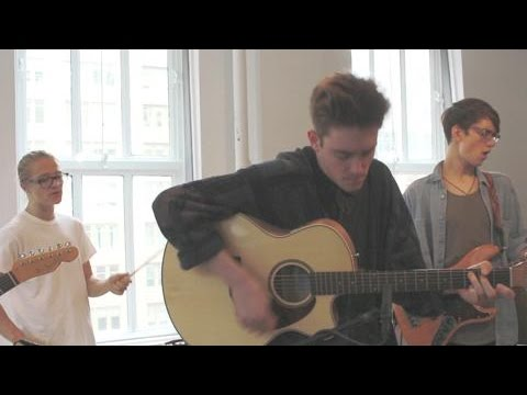 Watch Hippo Campus Play 'Suicide Saturday' Acoustic