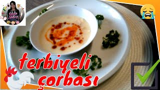 Çorbacıları Aratmayacak Terbiyeli Nohutlu Tavuk Çorbası Tarifi Sibelin mutfağı ile yemek tarifleri