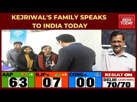 Exclusive: Arvind Kejriwal's