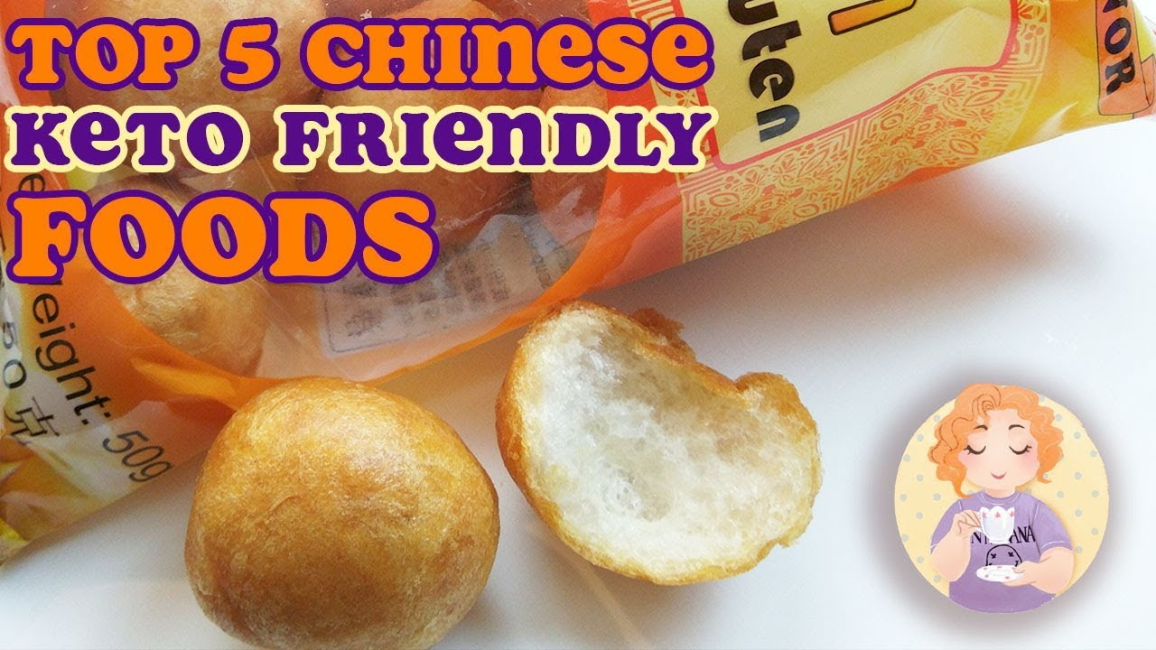 5 Keto Friendly Foods you can find from your local Chinese Market