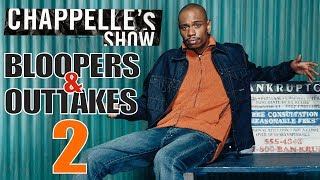 The Funniest Chapelle's Show Bloopers (2/2)