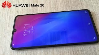 Huawei Mate 20 - FIRST LOOK