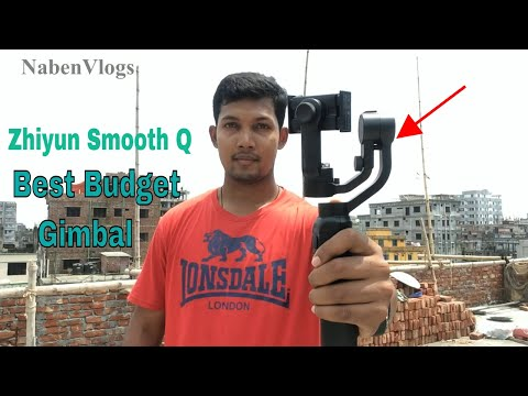 Unboxing Zhiyun Smooth Q 🔥 Best Budget Gimbal Under 10000 Tk In Bangladesh