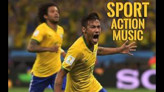 Sports News Action Background Music