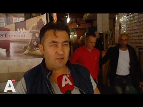 Turken het Mercatorplein op na mislukte coup