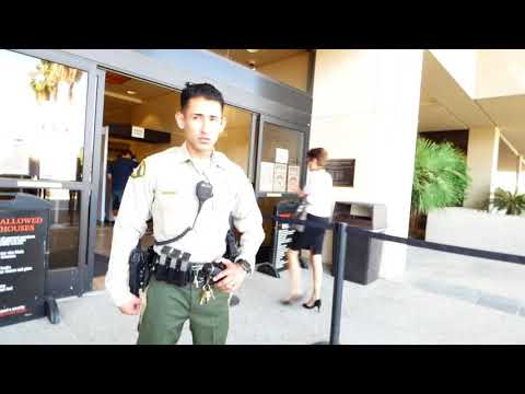 Indio, Riverside Superior Court & County Jail ( 2  DIFF. SHERIFF'S  INTERACTIONS ) 1st Amend Audit