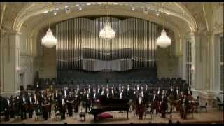 Andrew von Oeyen plays Chopin Nocturne in c sharp minor, Op. posth