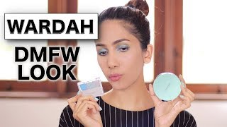 Recreating WARDAH Dubai Modest Fashion Week Make Up Look | suhaysalim