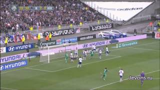 Лион  Сент Этьен 11 Обзор матча
