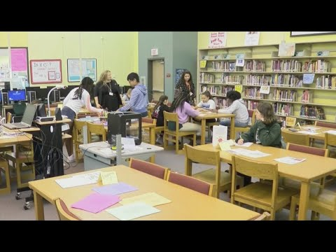 Librarian at Walker Middle Magnet School recognized as one in a million