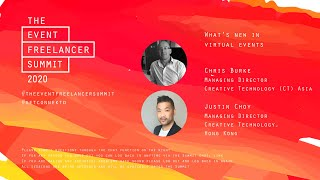 Whats next in Virtual Events   The Event Freelancer Summit 2020