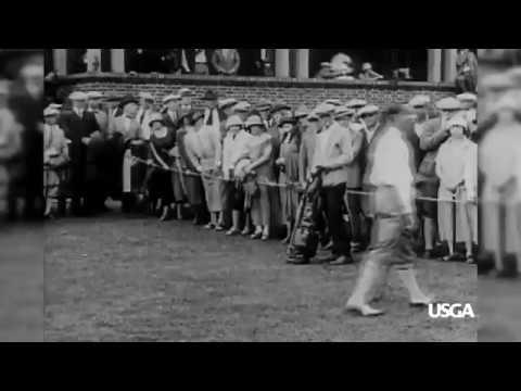 1923 U.S. Open Highlights