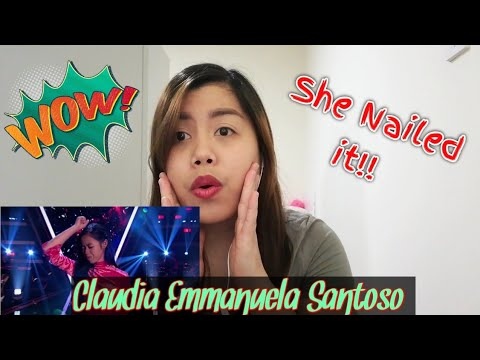 NEVER ENOUGH | Claudia Emmanuela Santoso | Voice of Germany 2019 | REACTION VIDEO