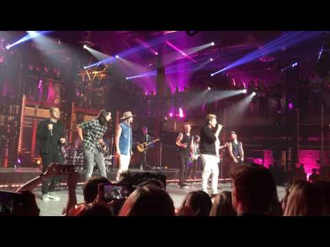 God Your Mama and Me - BSB/FGL - 8/1/2017  #CMTCrossroads