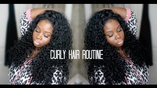 ♡ Maintain Your curly Hair !