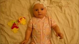 Покупки одежды новорожденной девочке / Детская одежда украинского бренда
