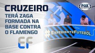 CRUZE RO COM PROBLEMAS PARA JOGO CONTRA O FLAMENGO