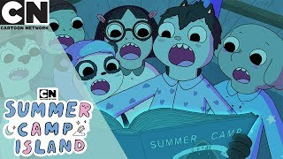 Summer Camp Island | Blanket Thief | Cartoon Network UK