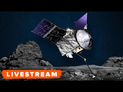 In Historic First, NASA Landed a Spacecraft on a Freaking Asteroid