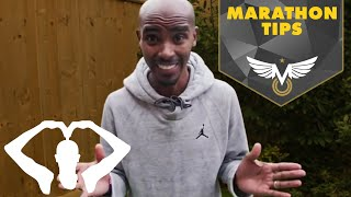 Mo's Marathon Tips | Training with Mo | Mo Farah