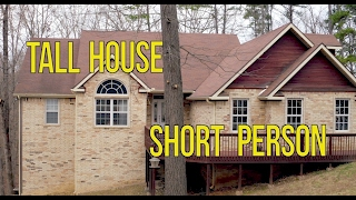 Tall House vs Short Person - The Life of a Shorty