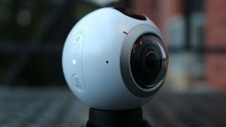SAMSUNG GEAR 360 CAMERA IMPRESSIONS + OVERVIEW!