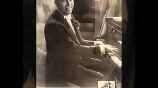 Leslie Hutchinson sings Cole Porter - I'm A Gigolo, 1929