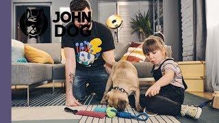 Dziecko i szczeniak – jak zbudować między nimi właściwe relacje? – TRENING – John Dog
