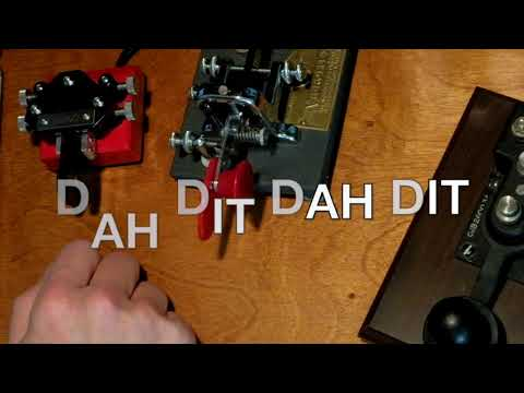 Learning Morse Code - An Introduction