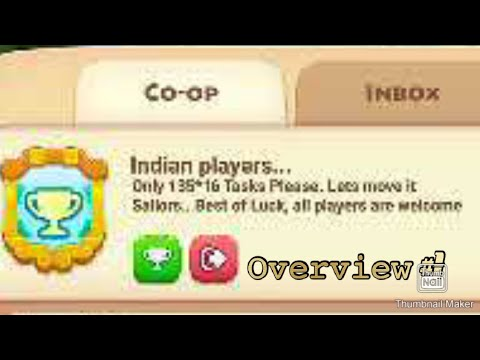 Township: INDIAN PLAYERS COOP OVERVIEW #1
