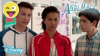 Gambar cover Andi Mack | Season 3 - Episode 4 First 5 Minutes | Disney Channel UK